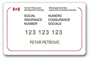 For Newcomers Number Canada Insurance - To Pei Social Association 0502