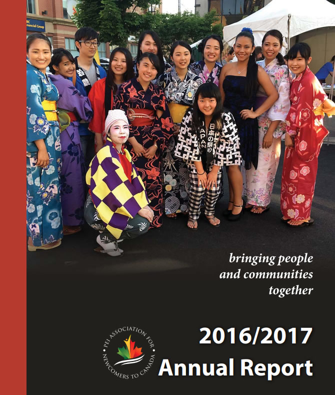 PEIANC Annual Report 2017