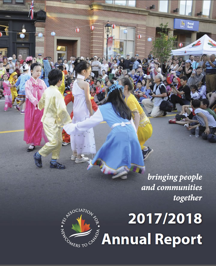 PEIANC Annual Report 2018