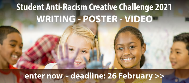 Anti-Racism Student Challenge: Call for Entries