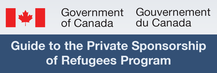 Guide to the Private Sponsorship of Refugees Program